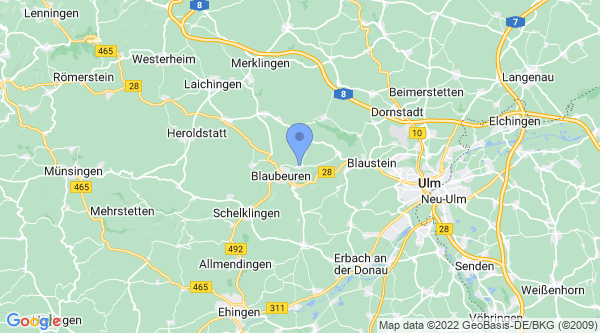 89143 Blaubeuren Sonderbuch