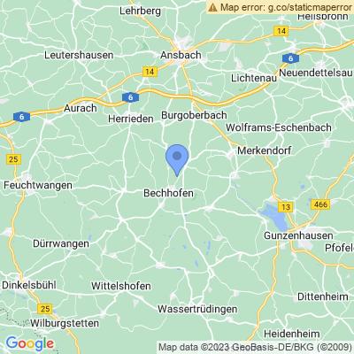 91572 Bechhofen