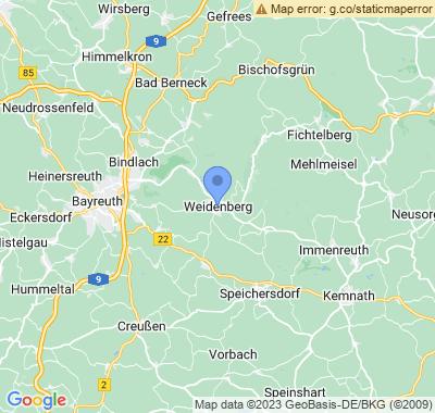 95466 Weidenberg