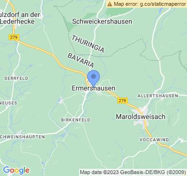 96126 Ermershausen