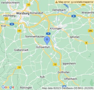 97252 Frickenhausen am Main