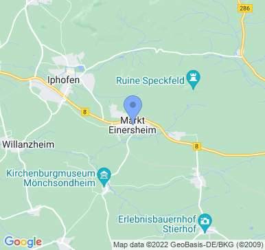 97348 Markt Einersheim
