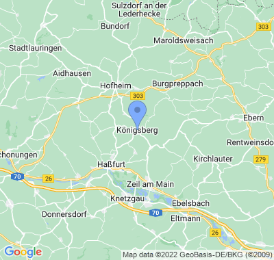 97486 Königsberg in Bayern