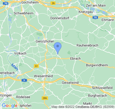 97516 Oberschwarzach