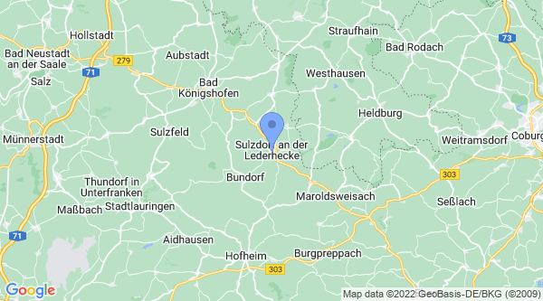 97528 Sulzdorf an der Lederhecke
