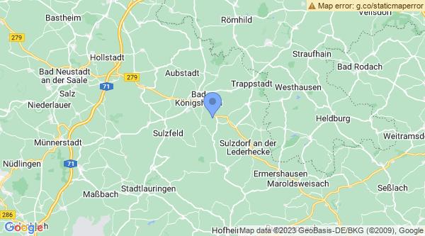 97631 Bad Königshofen im Grabfeld