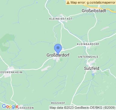 97633 Großbardorf