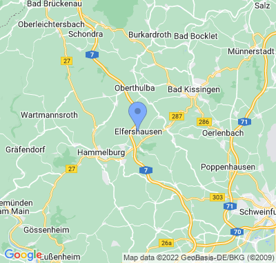 97725 Elfershausen