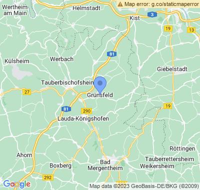 97947 Grünsfeld