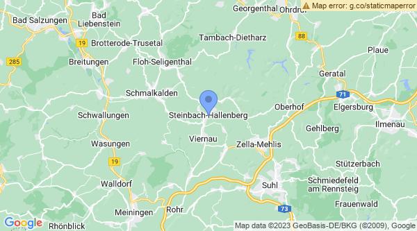 98587 Steinbach-Hallenberg