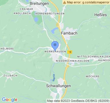 98590 Wernshausen