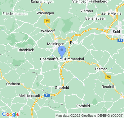 98617 Obermaßfeld-Grimmenthal