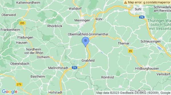 98617 Wölfershausen