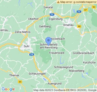 98711 Schmiedefeld am Rennsteig