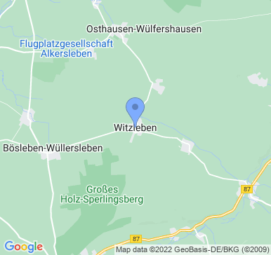 99310 Witzleben