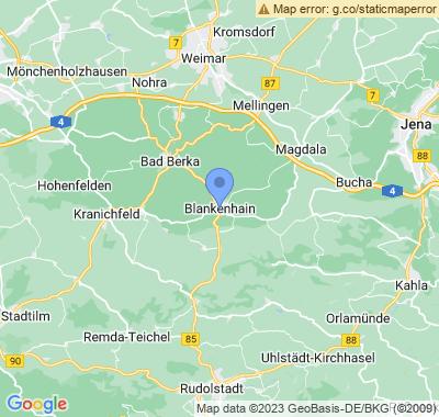 99444 Blankenhain