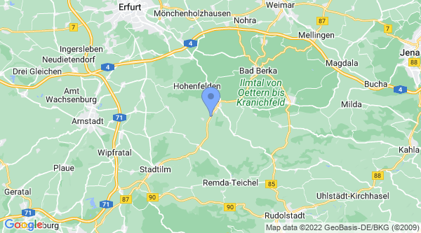99448 Kranichfeld