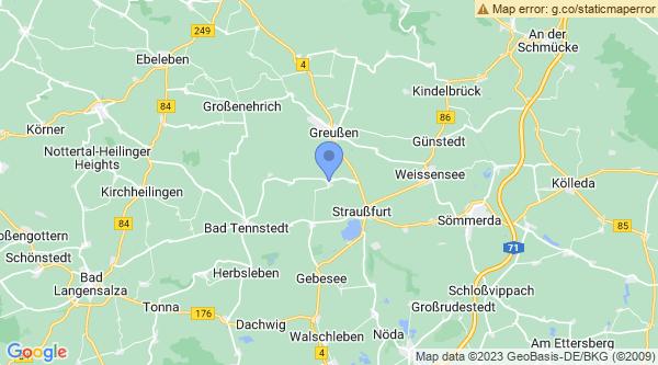 99634 Gangloffsömmern