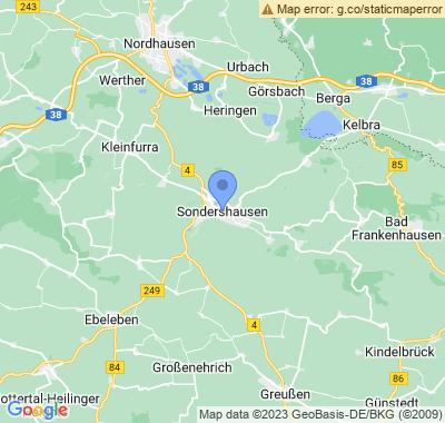 99706 Sondershausen