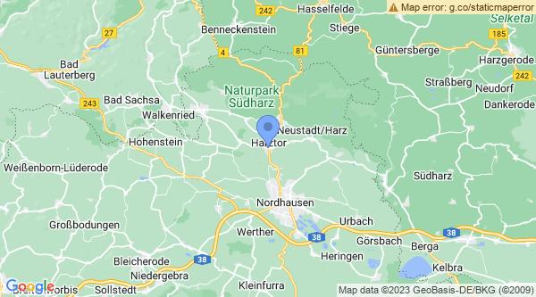 99762 Niedersachswerfen