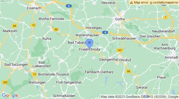 99894 Friedrichroda