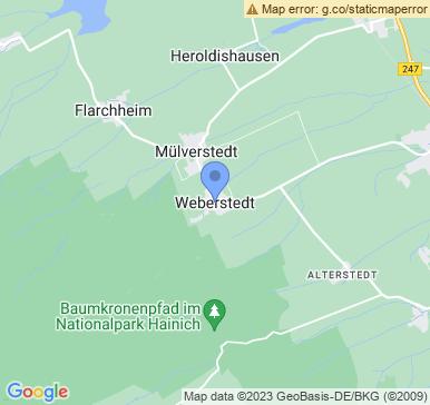 99947 Weberstedt
