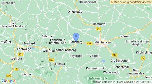 99976 Rodeberg