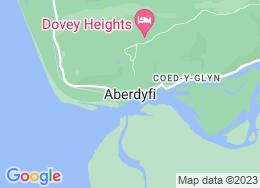 Aberdovey,Gwynedd,UK