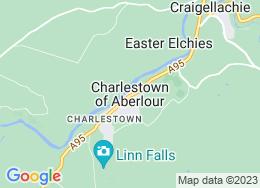 Aberlour,Banffshire,UK