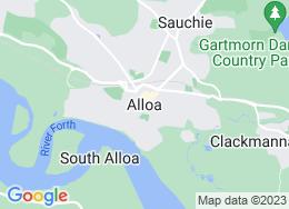 Alloa,Clackmannanshire,UK