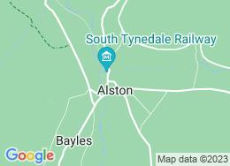 Alston,Cumbria,UK