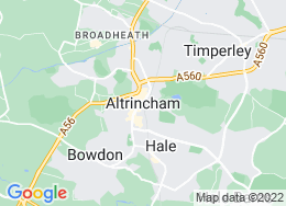 Altrincham,Cheshire,UK