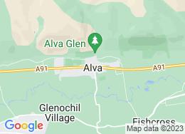 Alva,Clackmannanshire,UK