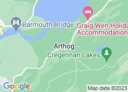 Arthog,Gwynedd,UK