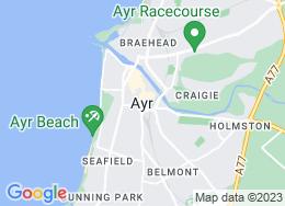 Ayr,Ayrshire,UK