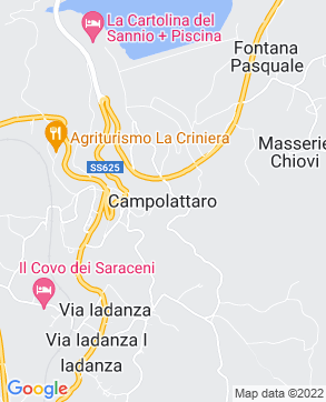 Muratori - Campania Benevento Campolattaro - Fabio Ghezzo