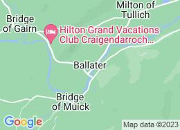 Ballater,Aberdeenshire,UK