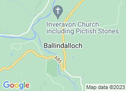 Ballindalloch,Banffshire,UK