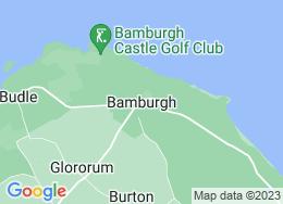 Bamburgh,uk