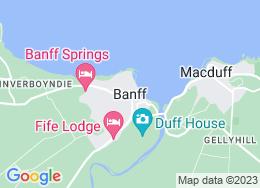 Banff,Banffshire,UK