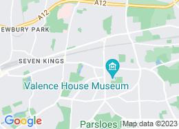 Becontree,London,UK
