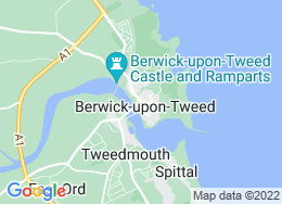 Berwick-upon-tweed,Northumberland,UK