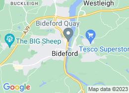 Bideford,Devon,UK