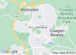 Billingham,Cleveland,UK