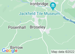 Broseley,Shropshire,UK