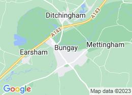 Bungay,Suffolk,UK