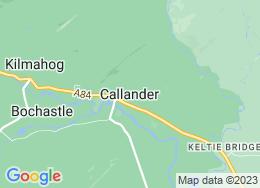 Callander,Perthshire,UK