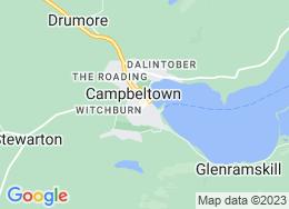 Campbeltown,Argyll,UK