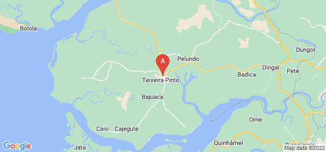 map of Canchungo, Guinea-Bissau