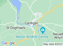 Cardigan,Dyfed,UK